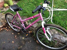 """Girls Mountain Bike 26"""""""
