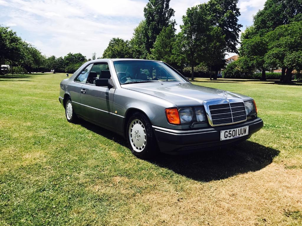 Mercedes Benz 300ce W124 Coupe 1989 G Reg In Ilford London Gumtree