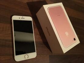 iPhone 7, Rose Gold, Unlocked