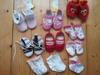 Baby girl clothing 6-9months bundle £15 for 30+ items see photos great condition some new