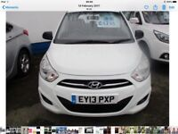 5 door Hyundai i10 excellent condition inside and out T&T 12 months