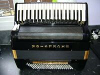excelsior accordion top class model