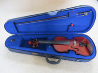 Stentor 3/4 size violin in case
