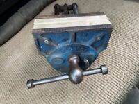 Record No. 52 Quick Release Wood Working Vice