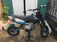 Welsh pitbike 140