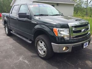 2014 Ford F-150 XLT|ONE OWNER|4 NEW TIRES|