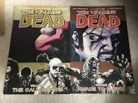 The walking dead volumes 7 and 8