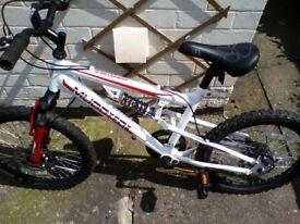 20inch muddyfox bike