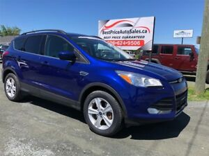 2015 Ford Escape SE! 4X4! HEATED SEATS! CERTIFIED!