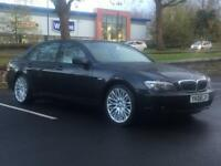 BMW 730LD SE 2008(08 REG)*£4499*FULLY LOADED / BIG SPEC*SUNROOF*LONG MOT*F/S/H*PX WELCOME*DELIVERY