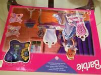 Barbie vanity set