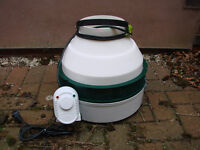 Faran HR 50 Portable Centrifugal Humidifier with Hygrometer