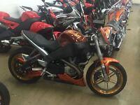 2007 Buell XB12SCG Lightning -