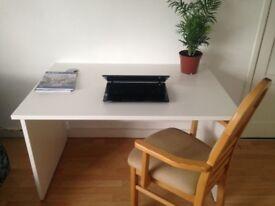 White Large Table/Desk