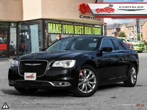 2017 Chrysler 300 Touring AWD PANO ROOF H-TED SEATS APPLE CARPLA