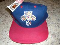 Mens Florida panthers Snapback Hat NEW