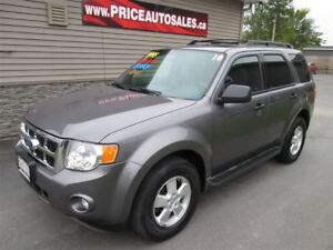 2010 Ford Escape HEATED LEATHER-SUNROOF!!!