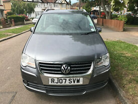 VW TOURAN 1.9 TDI DSG AUTO 7 SEATER READY TO BE DRIVEN AWAY