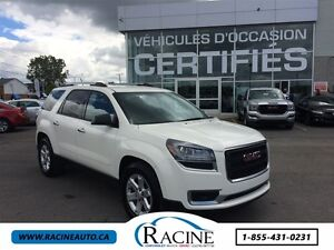 2015 GMC Acadia SLE2 AWD 6 PASSAGERS