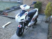AJS Firefox 50cc For Sale £550 OVNO