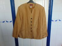 joblot,clothes,present,gifts, cheap,size 26,womens items,collection de daxon, jacket,new