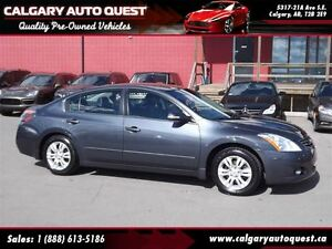 2011 Nissan Altima 2.5 SL BACK UP CAMERA/LEATHER/SUNROOF