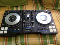 HERCULES JOGVISION -- DJ CONTROLLER -- FULLY BOXED 100% WORKING WITH SERATO DJ