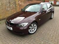 BMW 3 Series 3.0 330d SE 4dr p/x considered 2008 (08 reg), Saloon Leather Aux CD Diesel Manual