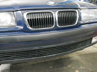 BMW E36 Moulding Bumper Without Number Plate Carrier Cover