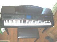 Yamaha Clavinova CVP-98. Multifunction electric piano/organ/keyboard