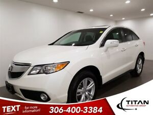 2015 Acura RDX AWD|CAM|Streaming Audio|Sunroof|NAV