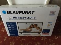 Blaupunkt 32-1480 HD ready LED with freeview