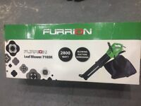Furrion Multi-functional with blower, sucker and mulcher **NEW** £30 ono