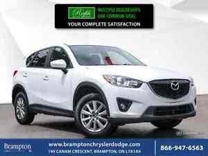 2014 Mazda CX-5 GS AWD|KEYLESS ENTRY|HEATED SEATS|SUNROOF|WINTER