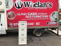 Metal filling cabinet £35