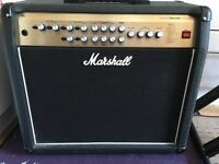 Marshall avt 100 amp and stagg amp stand