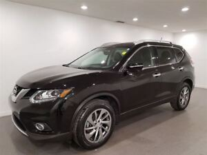 2014 Nissan Rogue SL|AWD|Cam|Nav|Leather|Sunroof|PST Paid