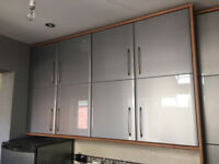 complete used kitchen units in very good condition
