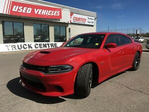 2016 Dodge Charger R/T Scat Pack | Low Kilometers | Barely Drive