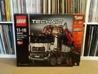 Technic Lego 42043 Mercedes Benz Arocs