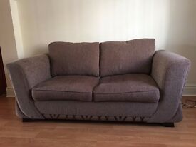 Fabric DFS Sofa Bed - Excellent conditions - Quick sale