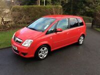 2006 Vauxhall Meriva 1.4i 16v energy