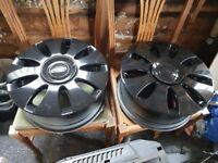 Audi refurbished alloy wheels