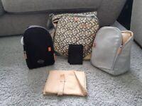 Paca Pod 3in1 Changing Bag