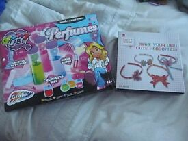 Girls toys, games and dvd bundle