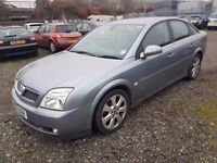 VAUXHALL VECTRA ELTE LOW MILEAGE 61K ( ANY OLD CAR PX WELCOME ) TOP SPEC LEATHERS ETC