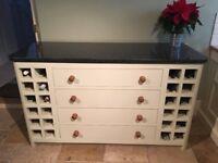 Kitchen dresser / base unit - Granite top