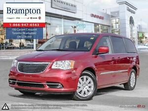 2016 Chrysler Town & Country Touring Navigation|Back Up Camera