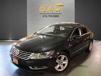 2013 Volkswagen CC Sportline Navi Leather Panoramic Roof 17Alloy
