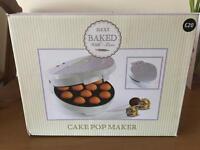 Next Cake Pop Maker Brand New